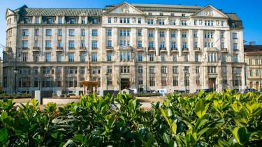 pénzügyminisztérium épület józsef nádor tér
