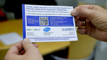 pfizer biontech vakcina koronavírus ellen
