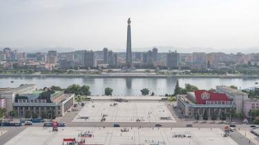 phenjan észak korea