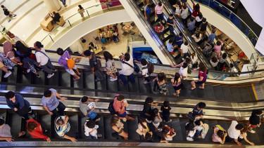 pláza bevásárlóközpont