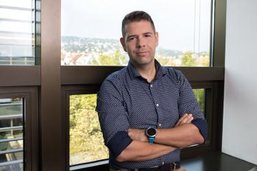 Nieder Jenő, a PortfoLion Kockázati Tőkealap-kezelő Vezérigazgató- helyettese.