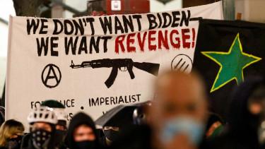 portland tüntetés