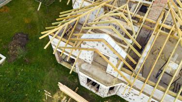 pórusbeton ház építkezés