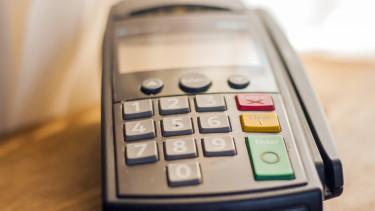 pos terminál bankkártya