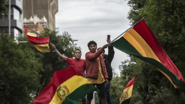 President of Bolivia Evo Morales announced his resignation