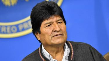 President of Bolivia Evo Morales Ayma