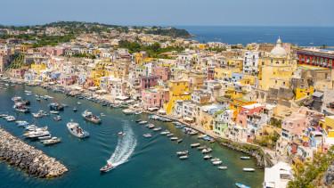 Procida Olaszország sziget