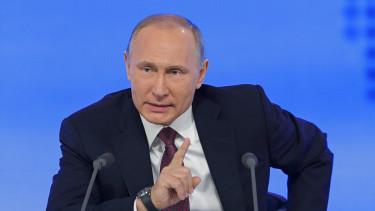 Putyin Budapestre jön
