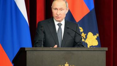 Putyin: nem lesz más választása Oroszországnak, új atomfegyvereket kell fejlesztenie