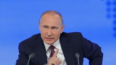 Putyinék úgy veszik az aranyat, mintha nem lenne holnap