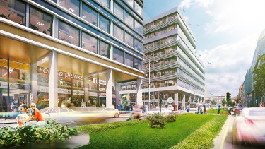 Raiffeisen to move to new HQ in Budapest