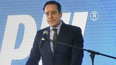 Rákossy Balázs európai uniós források felhasználásáért felelõs államtitkár