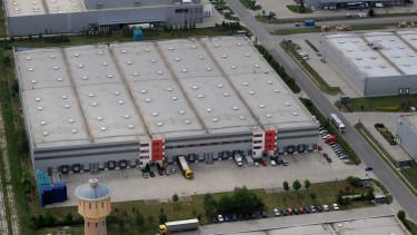 raktár, logisztikai központ, ipari ingatlan