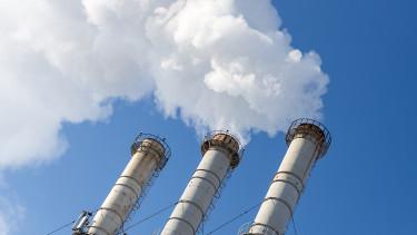 Rekordbevételt ért el az állam szén-dioxid-kvótákból