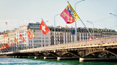 Rekordnyereséget szakított a frankon a svájci jegybank