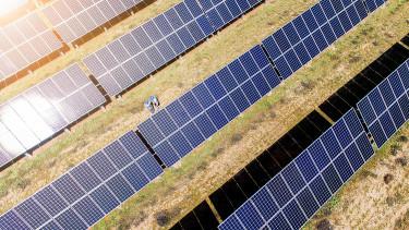 Rekordot döntött Magyarország legújabb nagy naperőműve