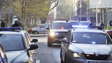 rendőrség ügyészség mti