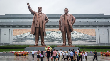 Rengeteg embert fenyeget éhhalál Észak-Koreában