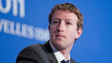 Rengeteg pénzt bukott tegnap Zuckerberg a Facebook-botrány miatt