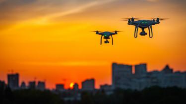 Repülő autók helyett drónokkal járhatunk munkába - Hamarabb eljön, mint gondolnád