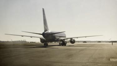 repülőgép getty
