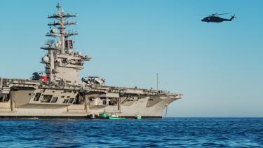 repülőgép-hordozó anyahajó carrier usa getty