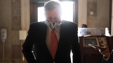 richard burr szenátus amerika getty editorial