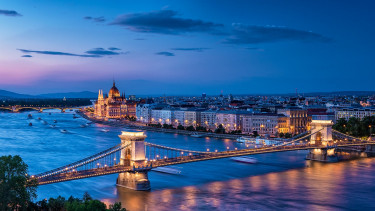 Risk of overvalued house prices rises sharply in Budapest