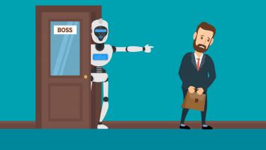 robot boss