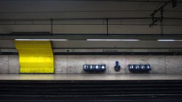róma, metró