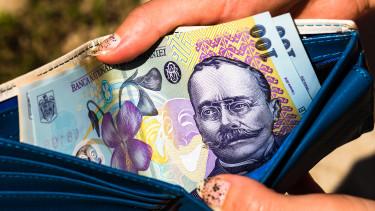 román lej minimálbér