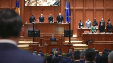 Románia kormányalakítás