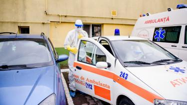 Romania koronavirus kijarasi tilalom szigoritas