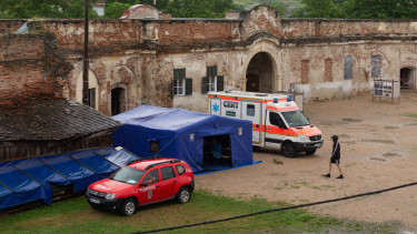románia oltás járvány