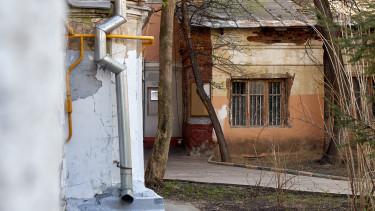 romos ház szegénység