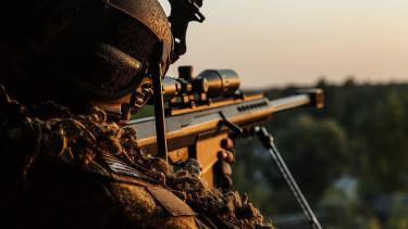 Saját mesterlövészfegyvert fejleszt a Honvédség