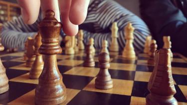 sakk társasjáték getty stock