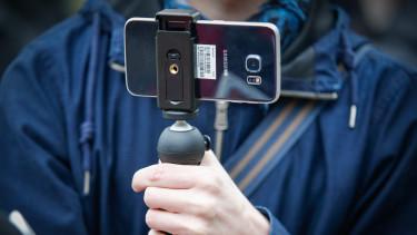 samsung okostelefon kamera