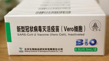 sars koronavírus vakcina sinopharm