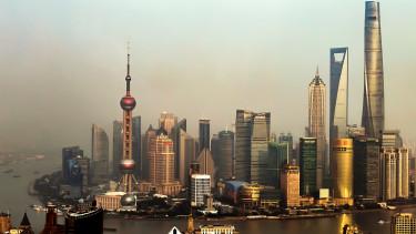 shanghai felhőkarcoló