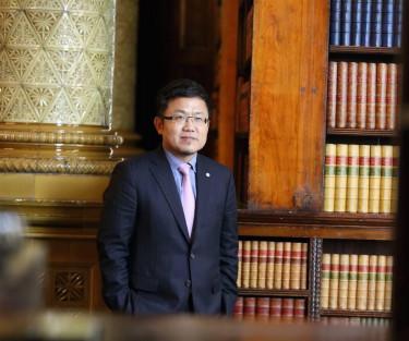 Shih-Chung Liu tajvani nagykövet