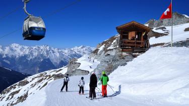 Síelni jársz az Alpokba? Akkor addig tedd, amíg még lehet!
