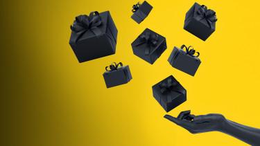 Signature black friday előfizetés akció ajándék