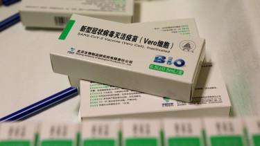 sinopharm vakcina gyártás szerbia