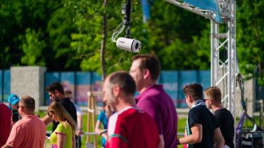 stadion kamera belépés