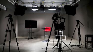 studio hatter szoba forgatás videó