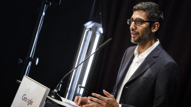 Sundar Pichai, CEO of Google, getty