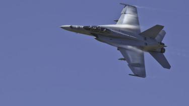 super hornet vadászgép harci repülő boeing