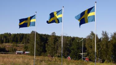 svédország sweden svéd zászló zászlók