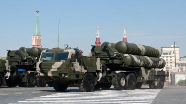 sz-400 orosz légvédelmi rakéta törökország nato szankció